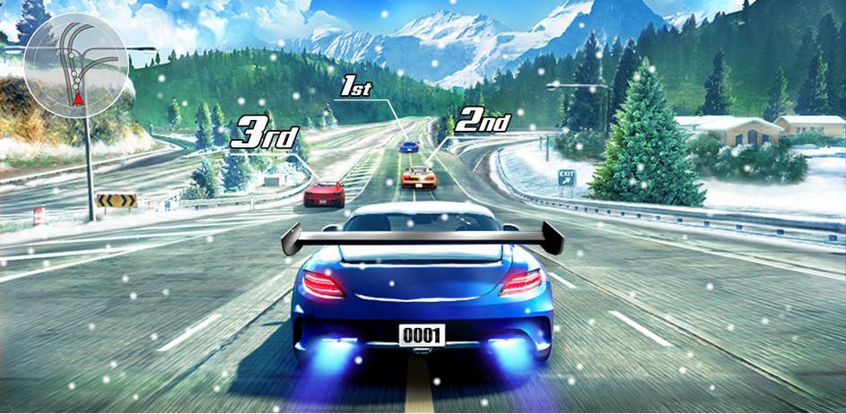 Street Racing 3D.