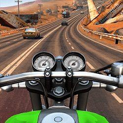دانلود Moto Rider GO: Highway Traffic 1.27.1 – بازی موتور سواری در بزرگ راه مخصوص اندروید