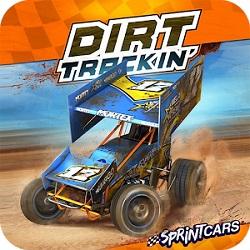 دانلود Dirt Trackin Sprint Cars 3.0.18 – بازی ماشین سواری در جاده برای اندروید