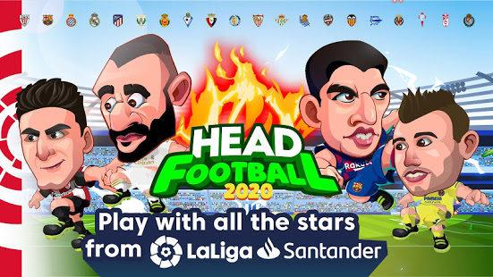 Head Football LaLiga 2020 Skills Soccer Games 1