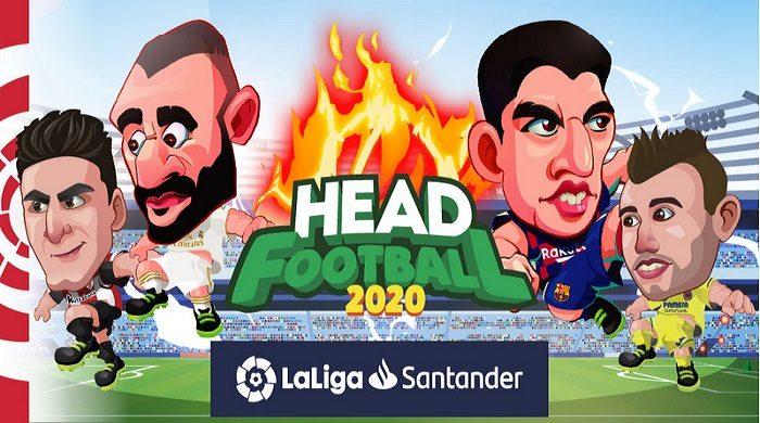 Head Football LaLiga 2020 Skills Soccer Games 11111
