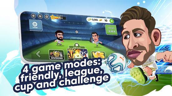 Head Football LaLiga 2020 Skills Soccer Games 4