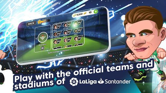 Head Football LaLiga 2020 Skills Soccer Games 5
