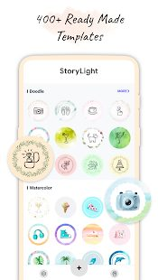 Highlight Cover Maker for Instagram StoryLight 1