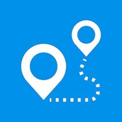دانلود My Location: GPS Maps Share & Save Locations Pro 2.970 – نرم افزارمسیریاب هوشمند اندروید