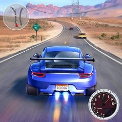 دانلود  Night City Speed Car Racing v1.2.6 - بازی محبوب مسابقه در شب برای اندروید