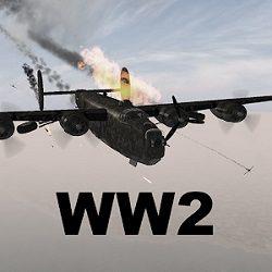 دانلود Gunship Sequel: WW2 4.8.1 – بازی هیجان انگیزهواپیمایی جنگ جهانی 2