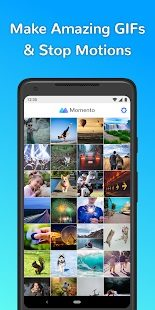 GIF Maker by Momento 1