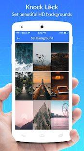 Knock Lock Screen Smart Screen Lock AppLock 5