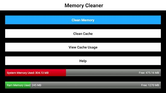 Memory Cleaner Pro 1