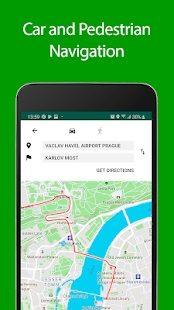 Offline Maps for Travelers Aerostat Maps 2