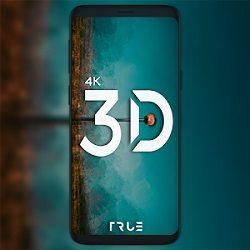 Photo of دانلود Parallax Live Wallpapers – 3D Backgrounds, 2K/4K Pro 1.2 – برنامه تصاویر زمینه سه بعدی برای اندروید