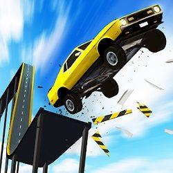 دانلود Ramp Car Jumping 2.0.3 – بازی جالب پرش ماشین ها از روی سکو برای اندروید