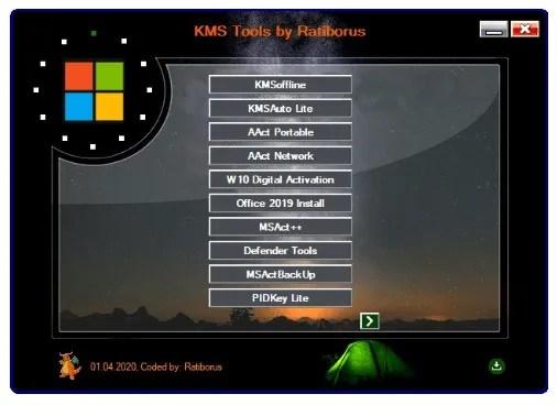 Ratiborus KMS Tools Free Download