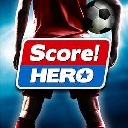 دانلود Score! Hero 2.50 b119 – بازی فوتبال زیبا و جذاب امتیاز قهرمانی برای اندروید