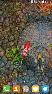 Water Garden Live Wallpaper 5
