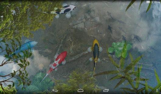 Water Garden Live Wallpaper 8