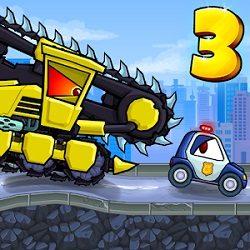 دانلود Car Eats Cr 3 – Racing Game 2.4 b374 – بازی هیجان انگیز مسابقه ماشین ها 3 برای اندروید