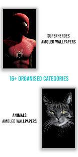 Amoled Wallpapers HD 4K 6