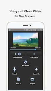 Mp3 MP4 WAV Audio Video Noise Reducer Converter 4