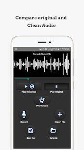 Mp3 MP4 WAV Audio Video Noise Reducer Converter 5