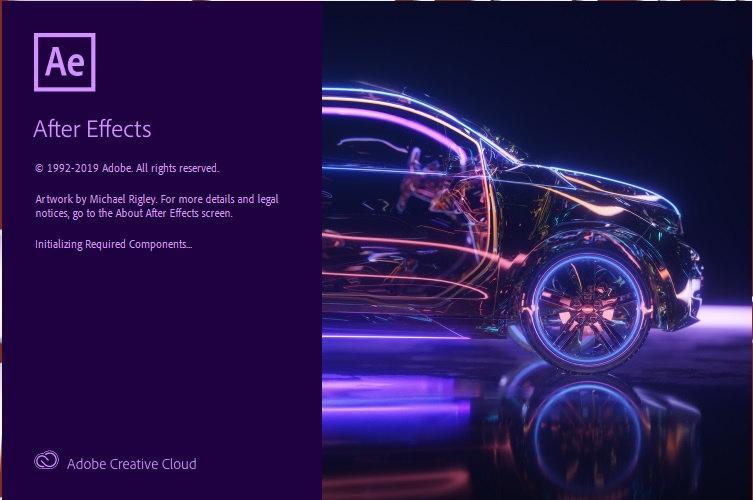 دانلود نرم افزار افتر افکت Adobe After Effects 2020