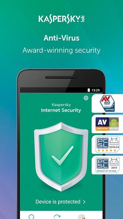 Kaspersky Internet Security 1