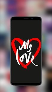 Love Wallpapers 4K Backgrounds 7