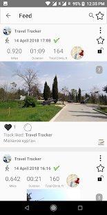 Travel Tracker Pro GPS tracker 2