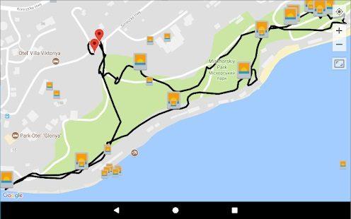 Travel Tracker Pro GPS tracker 8