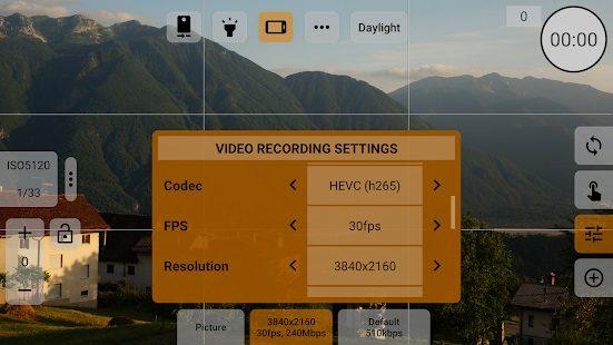 mcpro24fps professional video recording app 6
