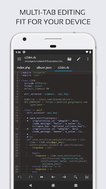 Code Editor Full 3 Copy 1