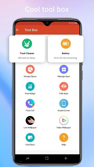 Cool Mi Launcher – CC Launcher 2020 for you 3