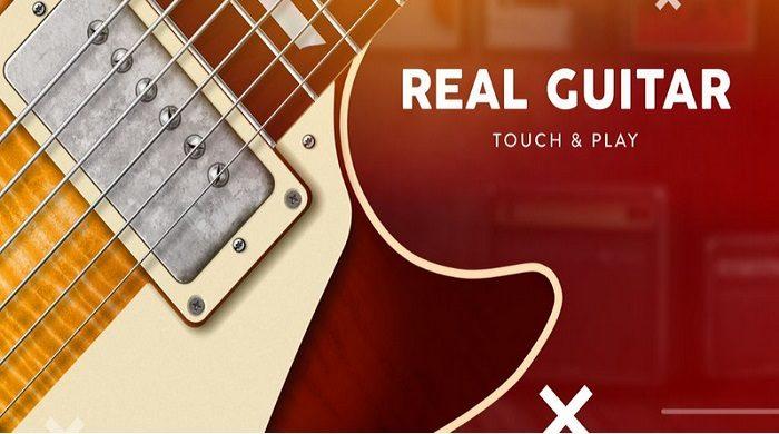 Cover art REAL GUITAR Virtual Guitar 111