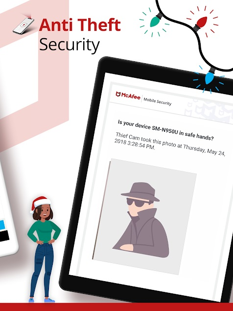 McAfee Mobile Security 15