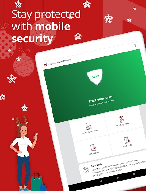 McAfee Mobile Security 18