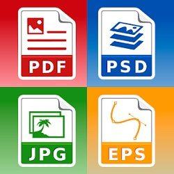 دانلود Photo & Image converter: jpg pdf eps psd png bmp Pro 97 – نرم افزار تبدیل فرمت قدرتمند تصاویر اندروید