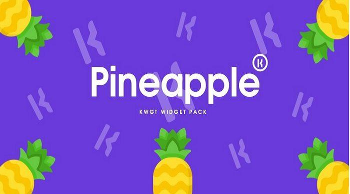 Pineapple KWGT 111