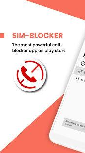 SIM Blocker Call Blocker 1