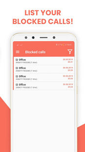 SIM Blocker Call Blocker 7
