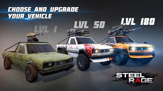 Steel Rage 5