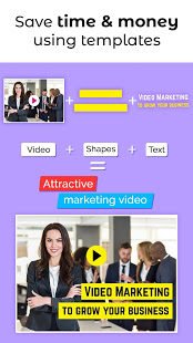Video Brochure Maker Video Marketing Templates 1