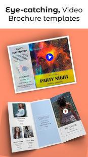 Video Brochure Maker Video Marketing Templates 2