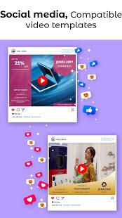 Video Brochure Maker Video Marketing Templates 5