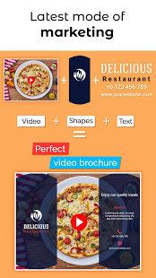 Video Brochure Maker Video Marketing Templates 8