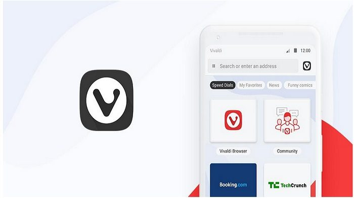 Vivaldi Browser 111