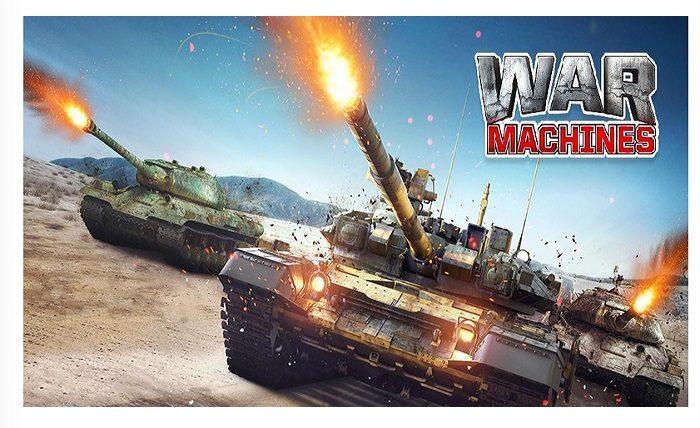 War Machines 00