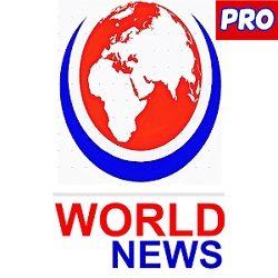 دانلود World News Pro: Breaking News, All in One News app 5.6.2 – نرم افزار نمایش سریع اخبار جهان برای اندروید