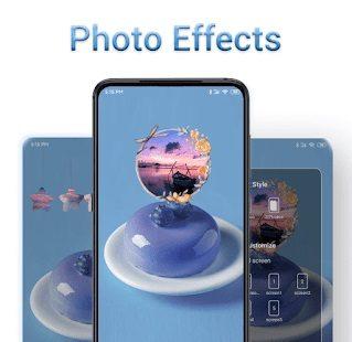 3D Effect Launcher Cool Live Effect Wallpaper 5