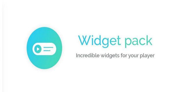Audio Widget pack 111111